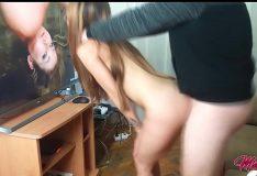 Vídeo porno em HD de novinha fudendo