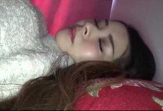 Metendo a pica na enteada dormindo